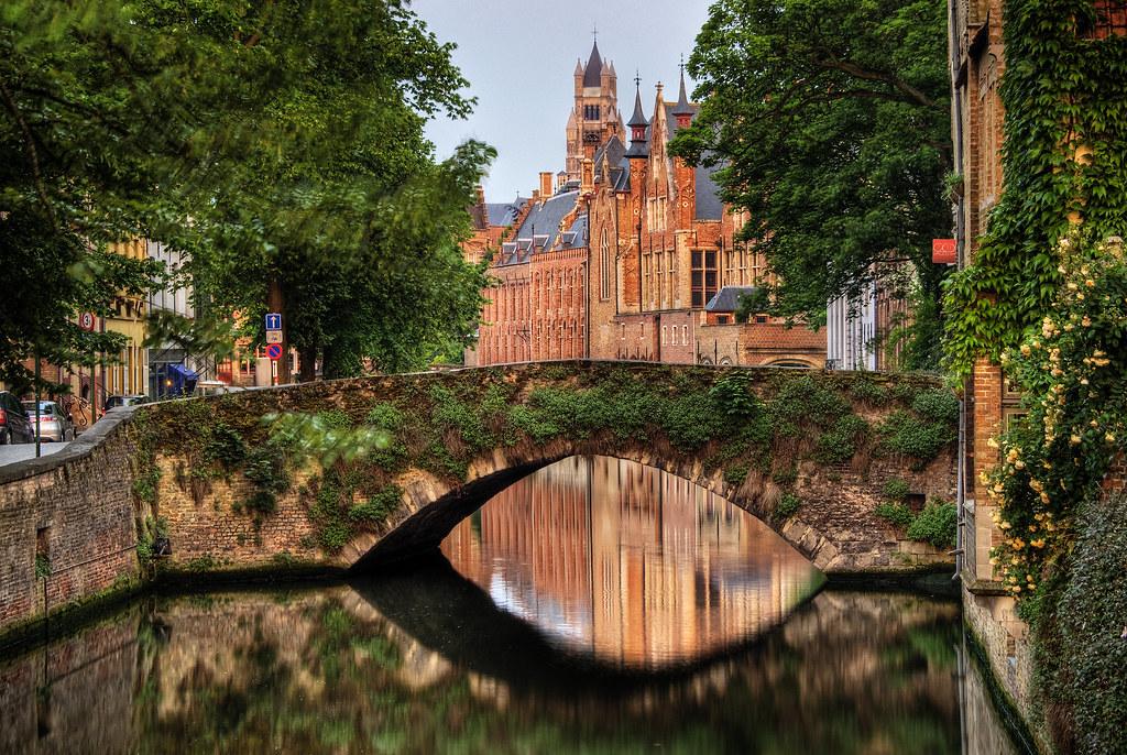 Good morning Bruges