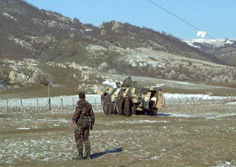Les F.A.R. en Bosnie  IFOR, SFOR et EUFOR Althea 32095097314_1dd55c1cd1_o