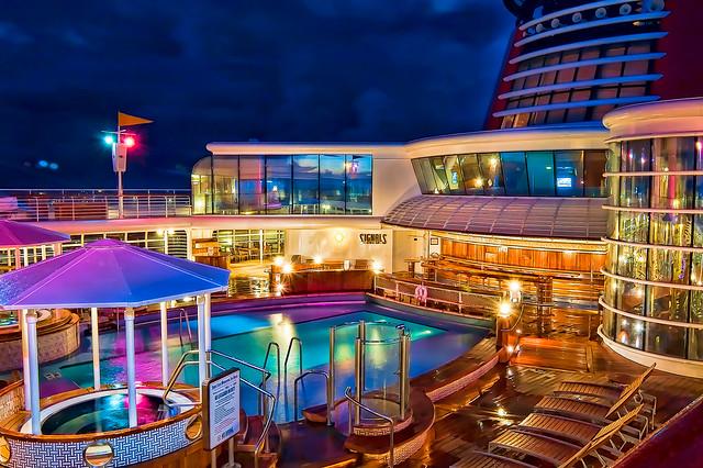 Disney Cruise Line's Wonder
