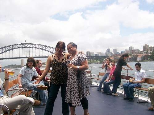 Harbour Cruise-Christmas Party 2007 | by Lina Hughes