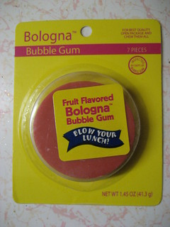 bologna gum | by turncoat tendrils