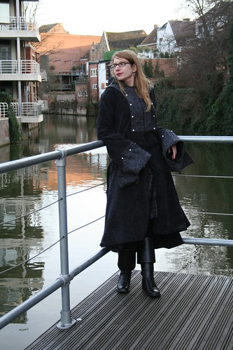 Winter pirate coat | by House Of Secrets Incorporated