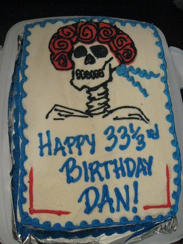 Happy 33.3 Birthday, Dan! | I cannot take credit for this ...