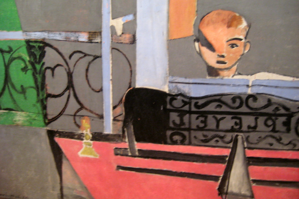 Nyc Moma Henri Matisse S The Piano Lesson The Piano