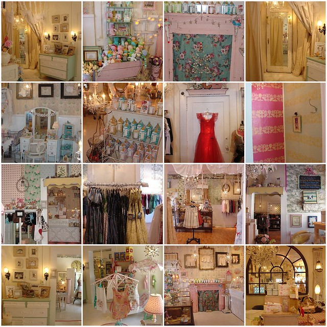 Girly Chic Boutique I Have Created This Inspiring Mosaic