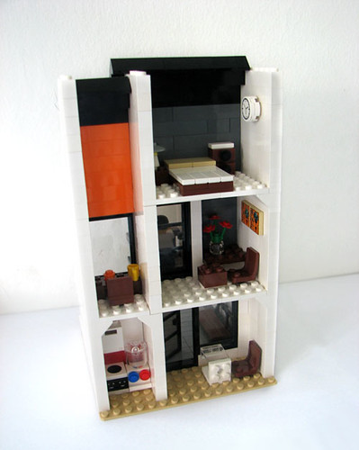 ... Lego   House Minimalist Interior | By Yo3l