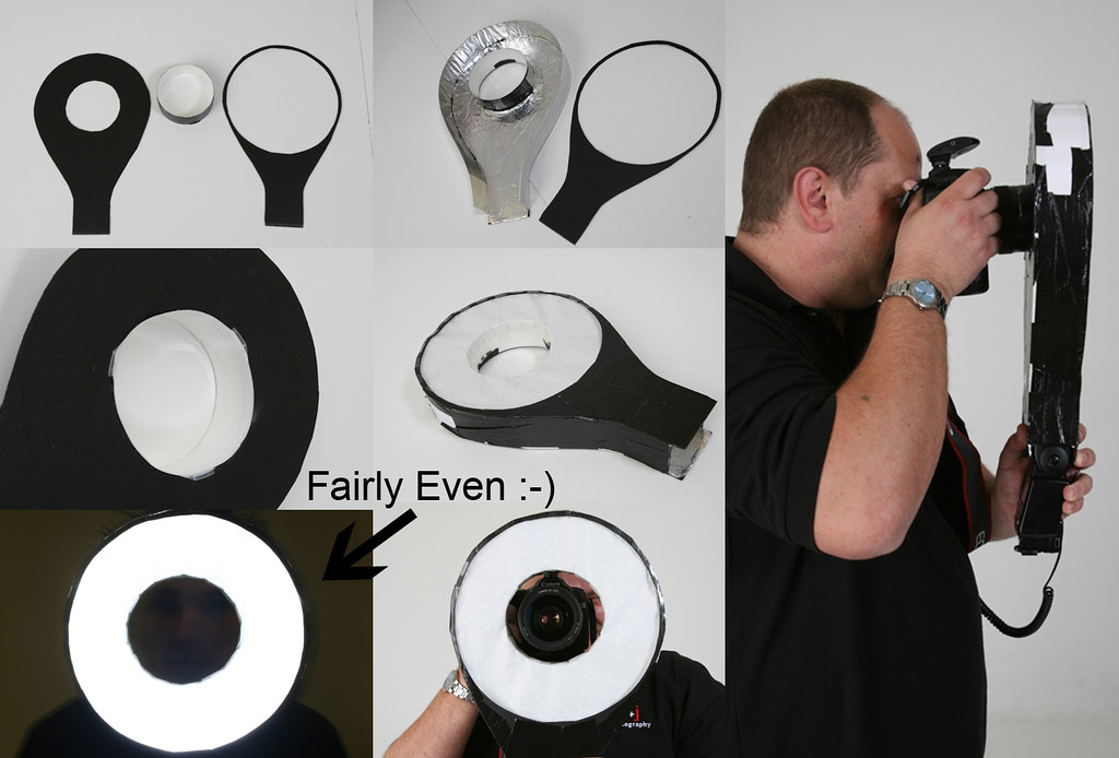 Ring Flash Photography Flickr Home Made Ring Flash Flickr