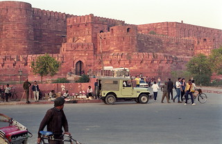 Agra, India: the Red Fort | by Yvon from Ottawa