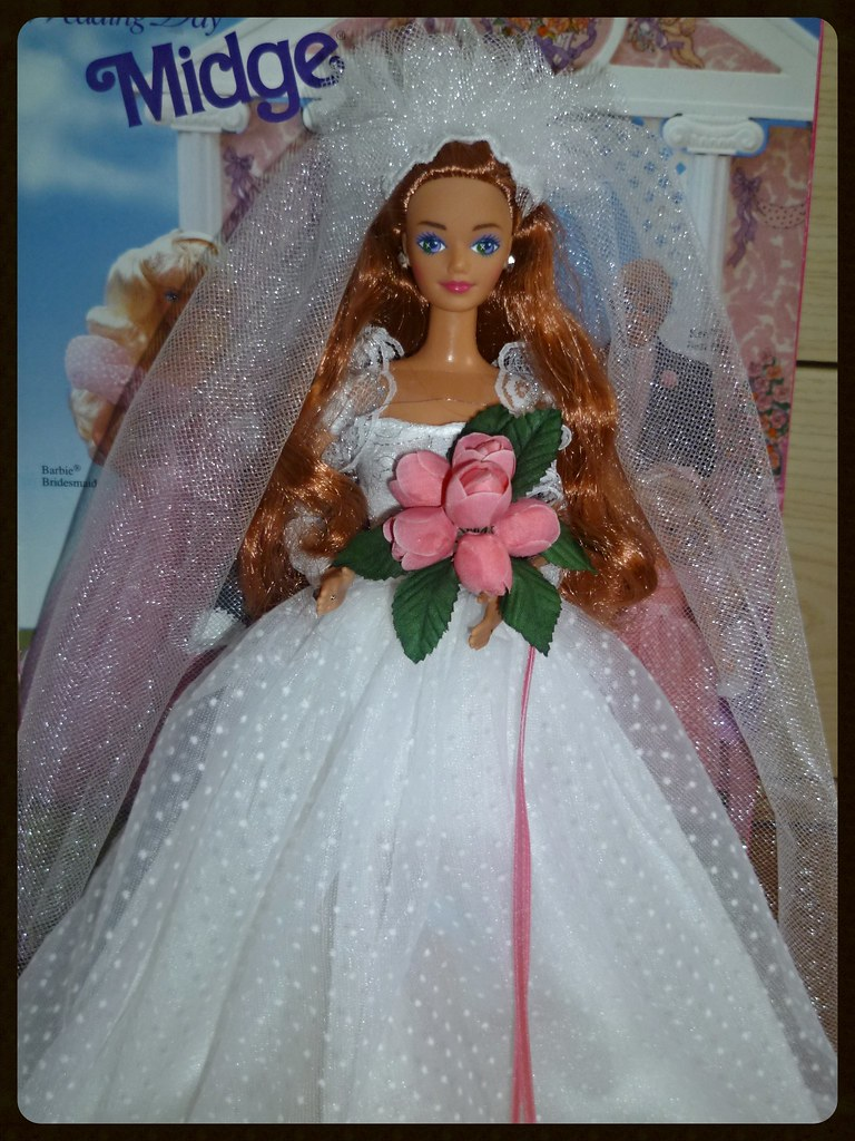 1990 Wedding Day Midge | Patty Is Totally Addicted To Barbie | Flickr