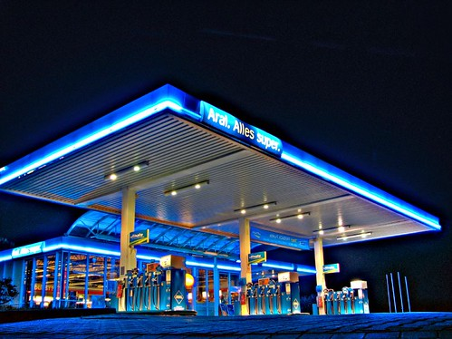 Quot Petrol Station Quot Aguno Flickr
