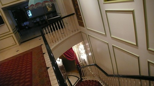 L 39 escalier du salon indien baudouin flickr for Salon indien