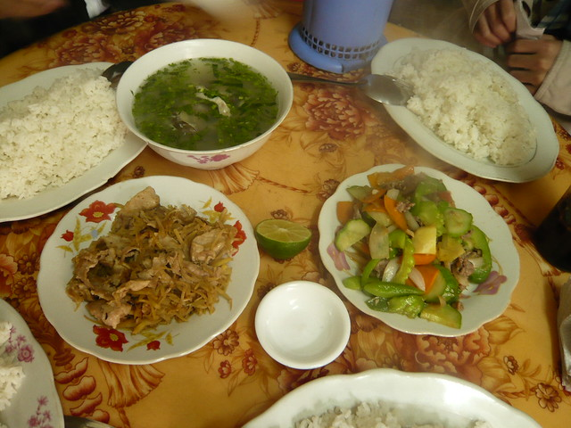 Khmer food food is cooked in different way in the north for A taste of cambodian cuisine