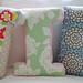 Box Letter Cushions