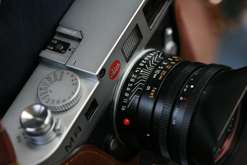 Guido's Leica M8