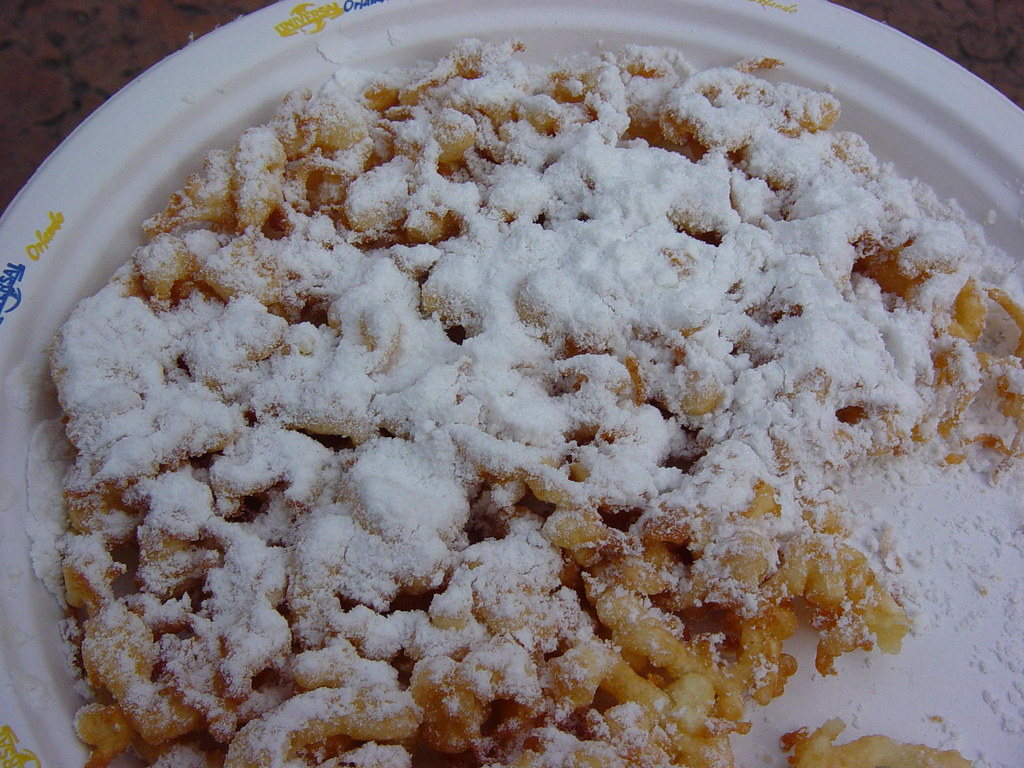 Funnel Cake In Austin Tx