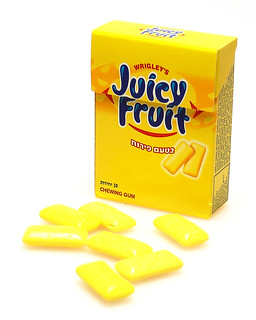 Kosher JuicyFruit Gum | by cybele-