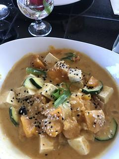 Pineapples' Kabocha Curry