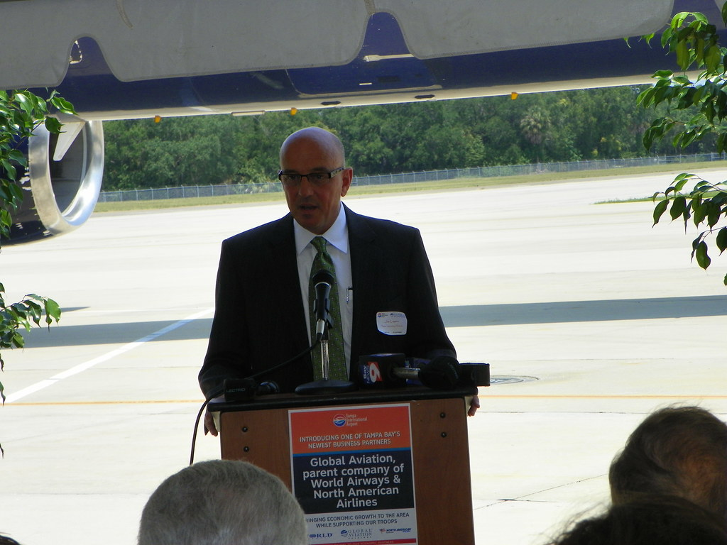 Joe Lopano | CEO, Tampa International Airport | Tampa