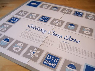 holiday cheer game board.JPG | by paperseed