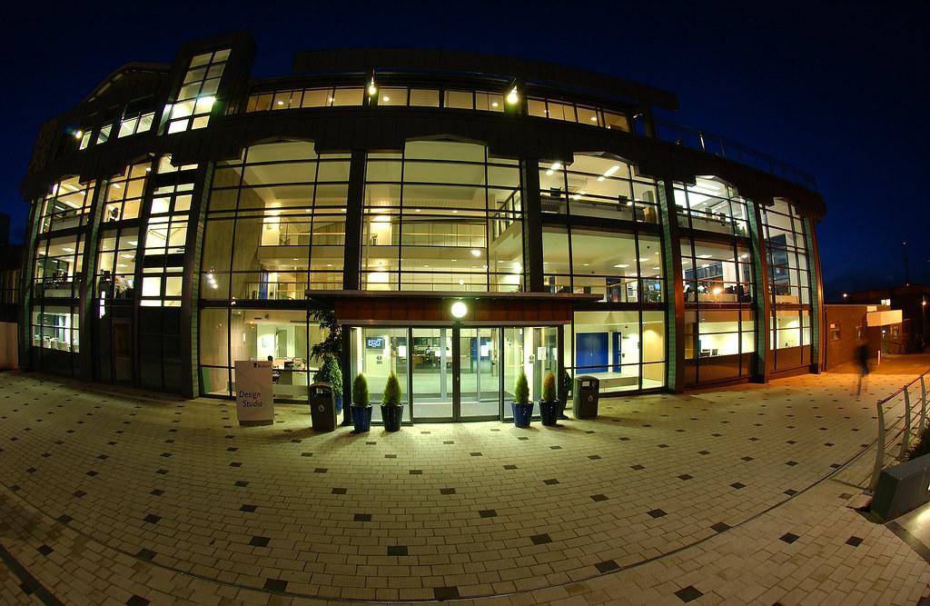 Lighting design studio university of bolton this eveningu flickr