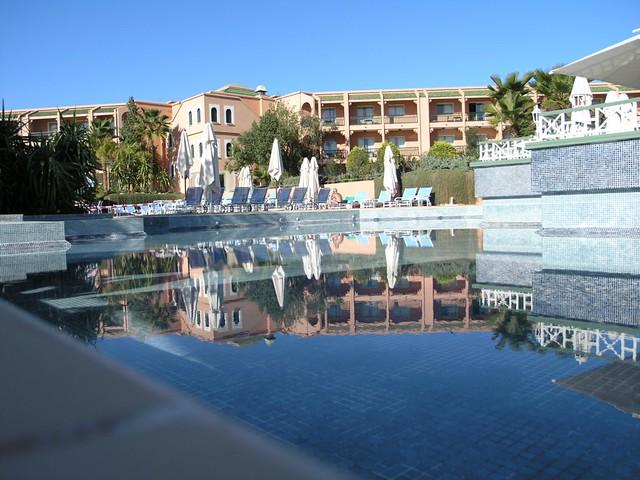 Hotel Palmeraie Golf Marrakech