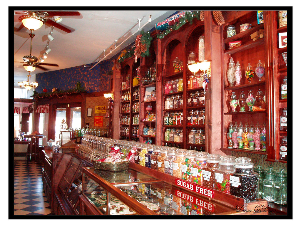 Old Fashioned Candy Store Names