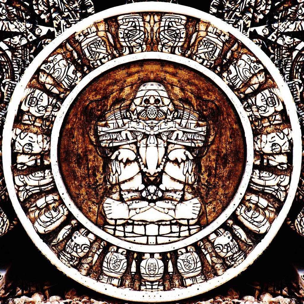 Maya Zeichen