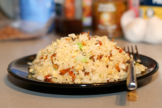 Krill Fried Rice | by Fraser Lewry