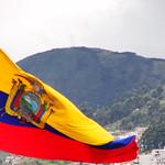 Bandera del Ecuador - Ecuador's flag