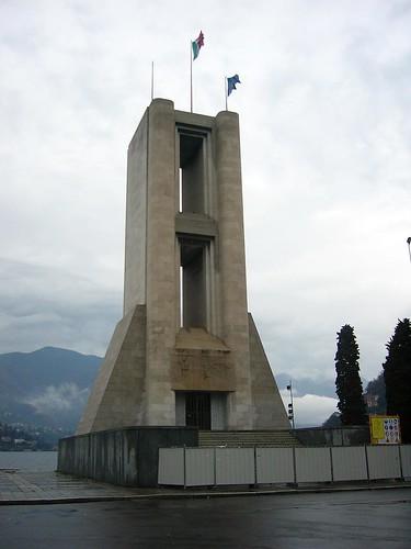 Guiseppe Terrangni- Monumento Ai Caduti, 1931-33