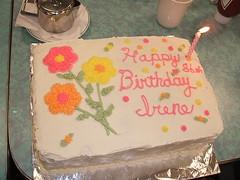 November 19 2007 Jean made the cake lavendercat Flickr