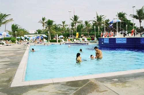 Hiltonia Beach Club Day Pass
