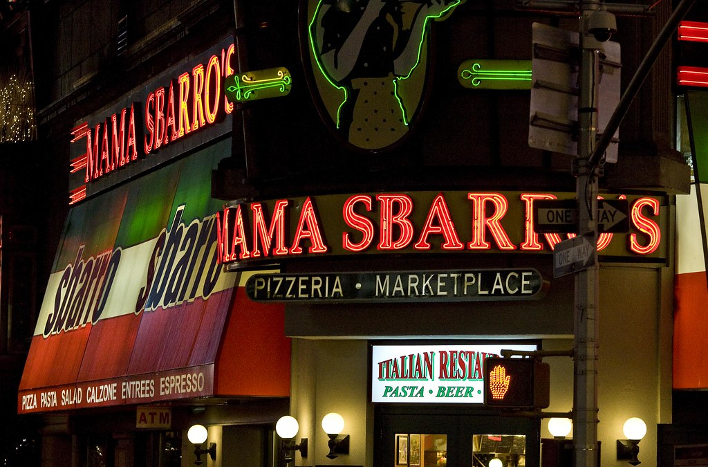 Mama Sbarro S Brick Oven Pizzeria And Restaurant Deer Park Ny
