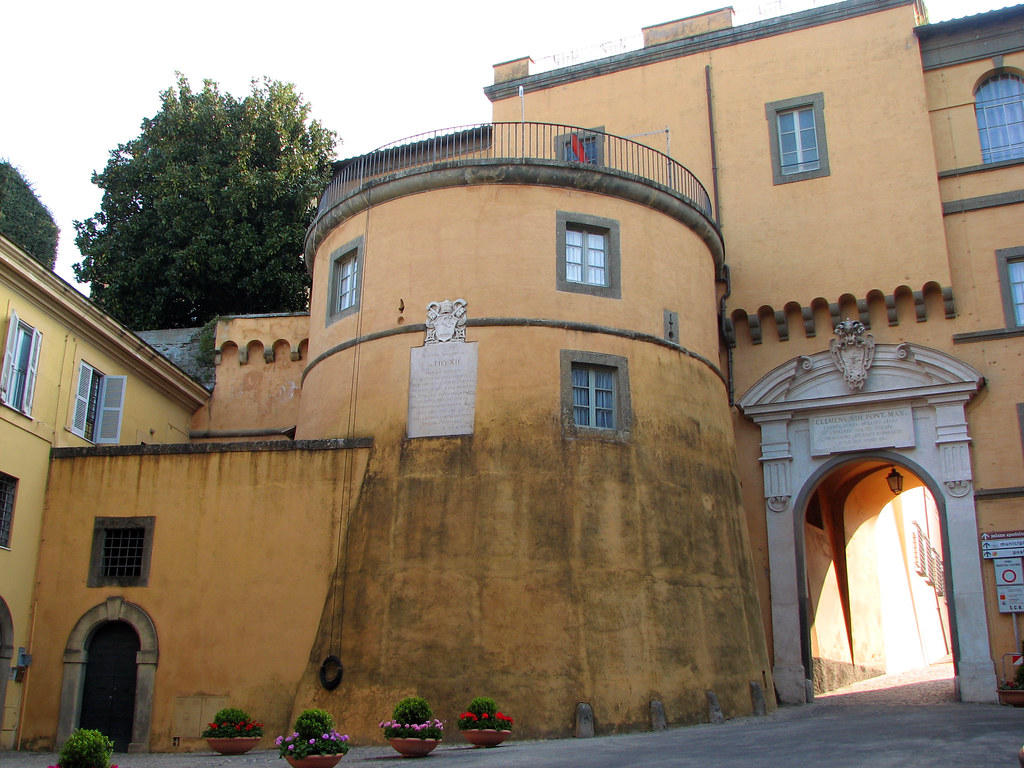 Castel gandolfo pope 39 s summer residence the pope 39 s - Castel gandolfo map ...