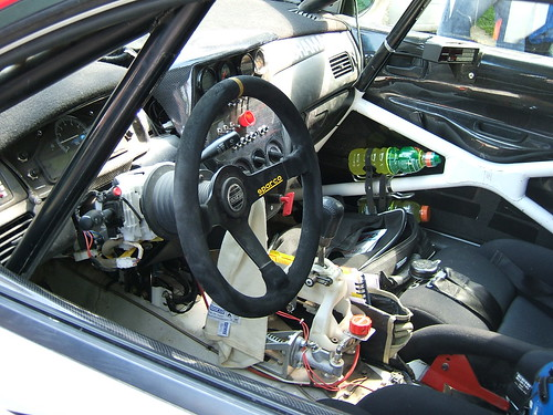 rally car interior i cant remember who 39 s car this is but flickr. Black Bedroom Furniture Sets. Home Design Ideas