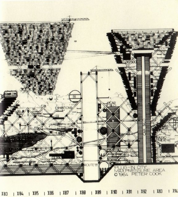 Archigram: Arquitectura, LSD, comunismo y brit-hippies