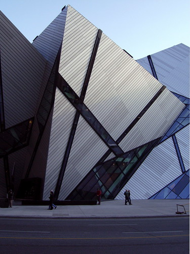 New Royal Ontario Museum addition | by My TVC 15