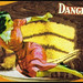 Delicious Danger ACEO Collage