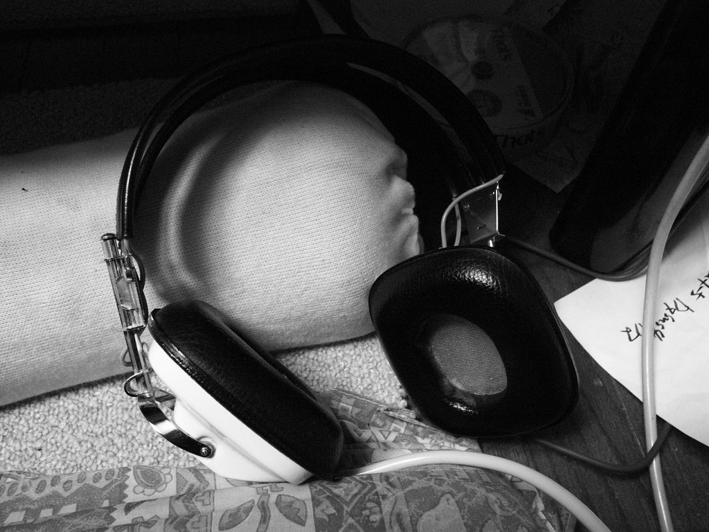 Image result for headphone flickr