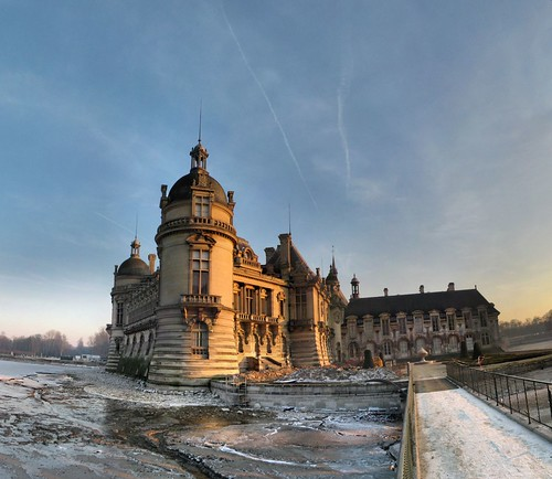 Château de Chantilly - 24-12-2007 - 16h06 | by Panoramas
