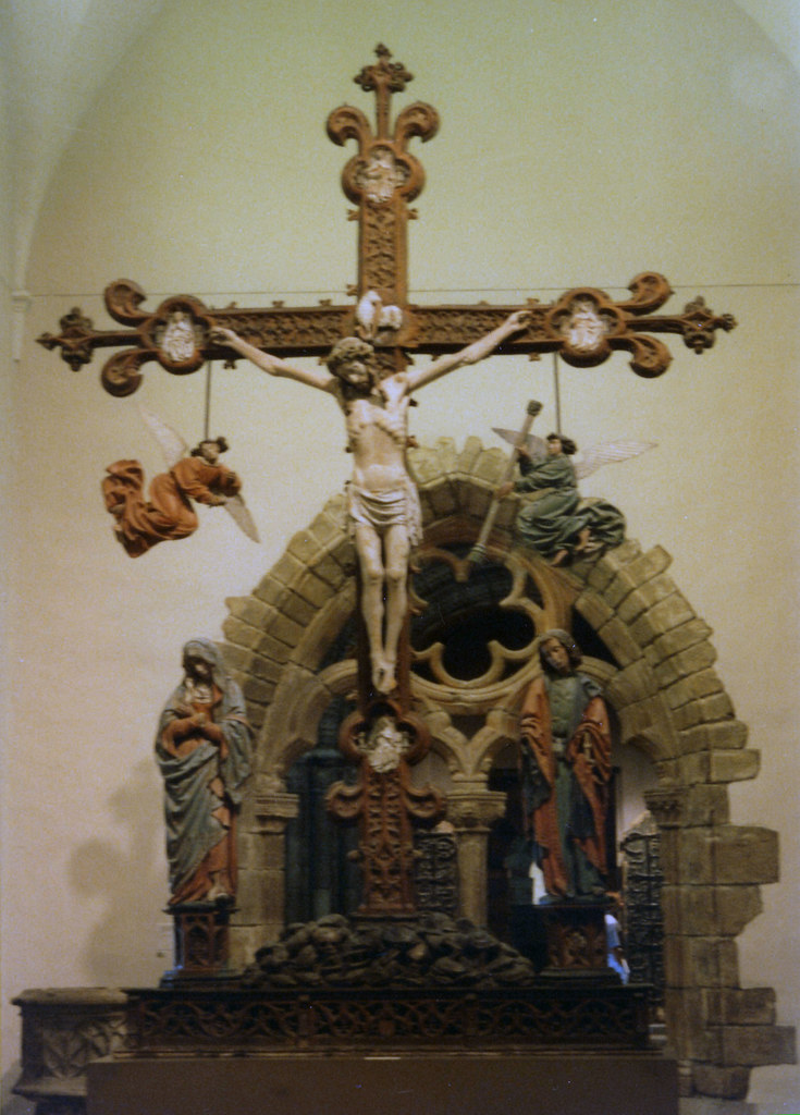 Philadelphia Museum of Art, crucifixion | The Crucified ...