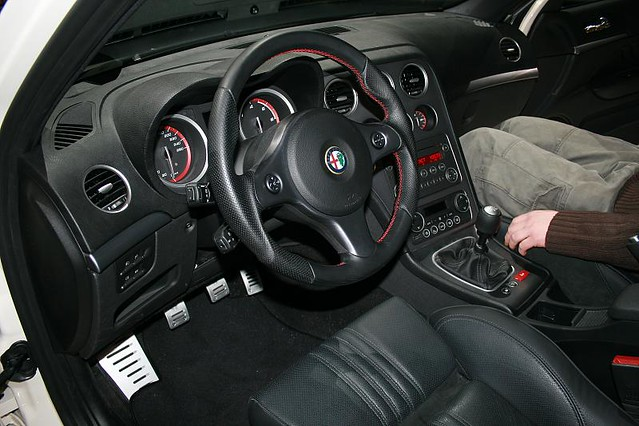 Alfa romeo 159 ti interior pieter ameye flickr for Alfa romeo 159 interieur