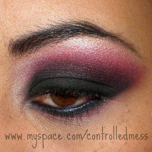 Pink Smokey Eye I Never Finished This Look So If It