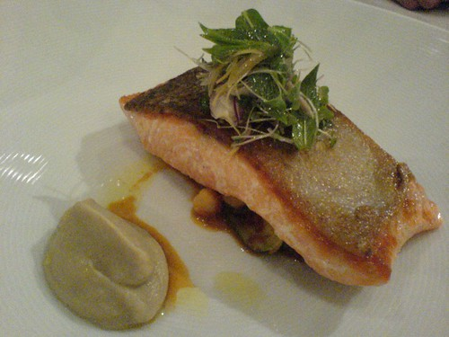 Filet of trout | by clotilde