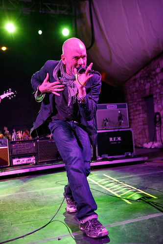 Michael Stipe - REM - SXSW 2008 | by Kris Krug