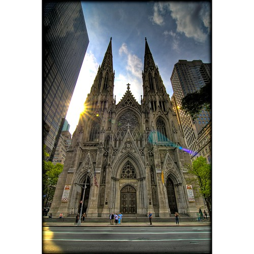 St. Patrick's Cathedral | by drjoshuawhitman