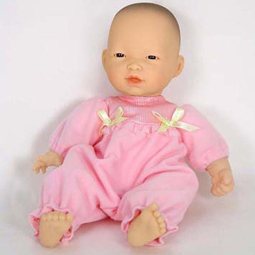 Girl asian doll berenguer american