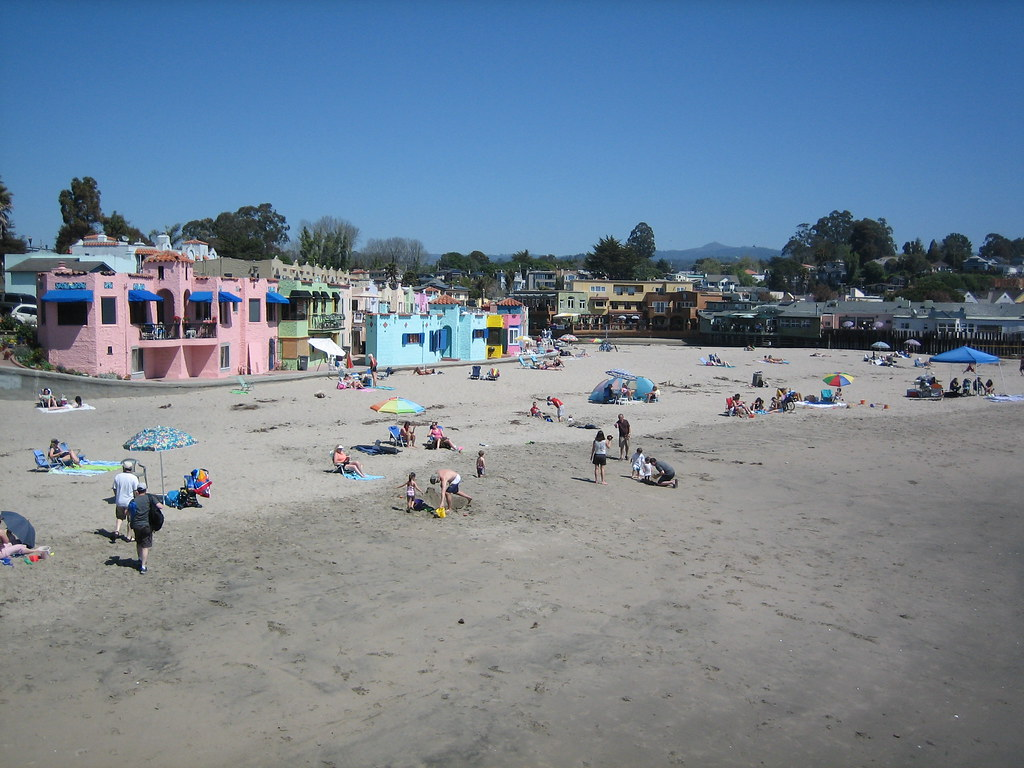 Capitola beach went fishing didn 39 t catch anything but for Capitola fishing report