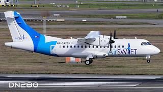 AirSWIFT ATR 42-600 msn 1210