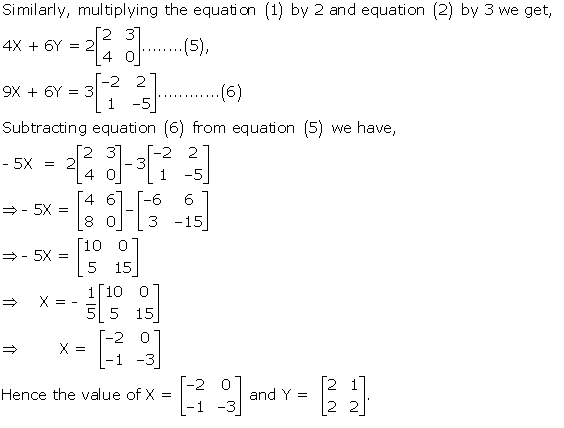 RD Sharma Class 12 Solutions Chapter 5 Algebra of Matrices Ex 5.2 Q20-1